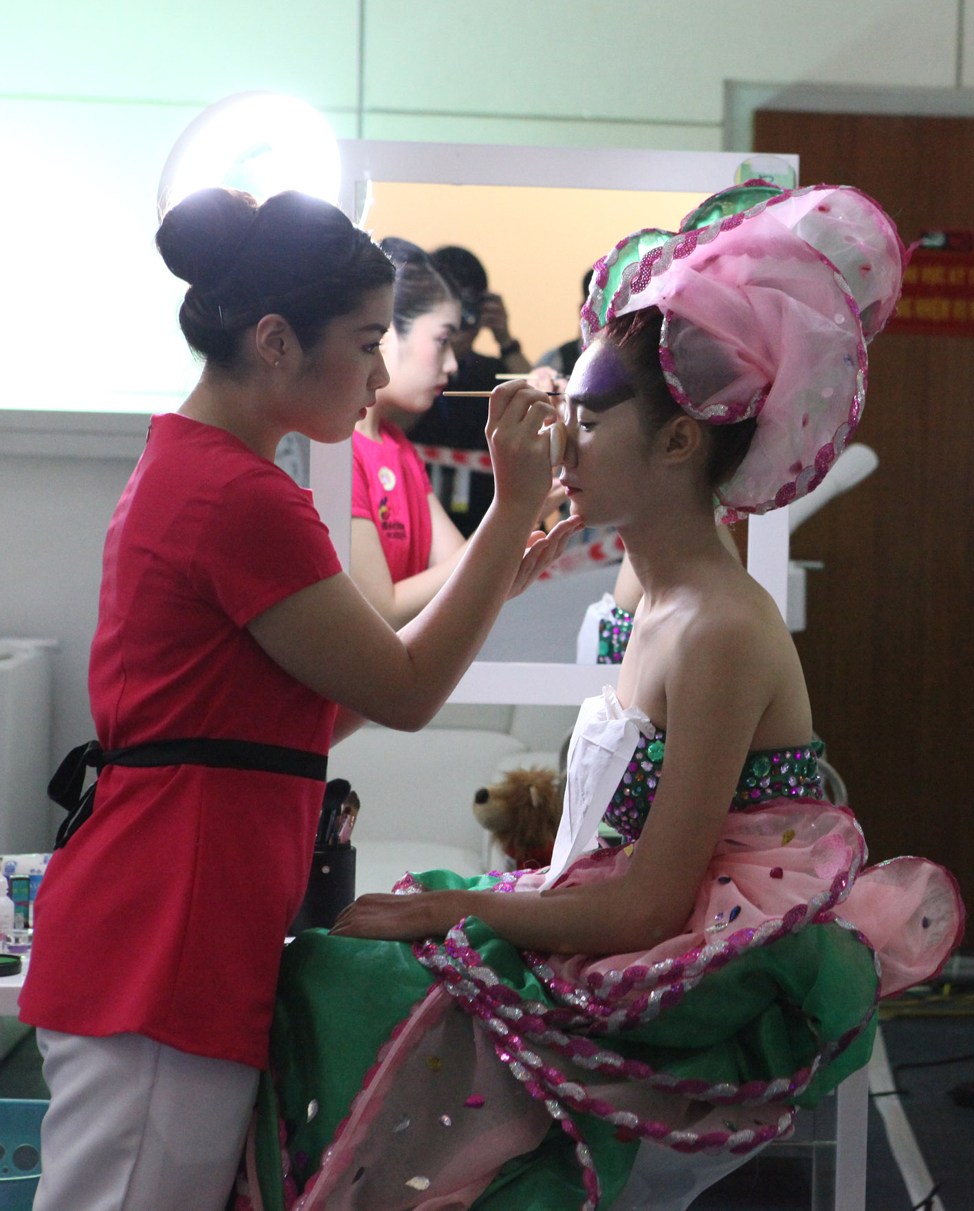 Contestants of beauty care, Anh Tuan – Vietnam News Agency
